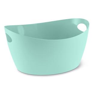 Utensilo 15 l BOTTICHELLI L Kunststoff, Korb mint spa turquoise