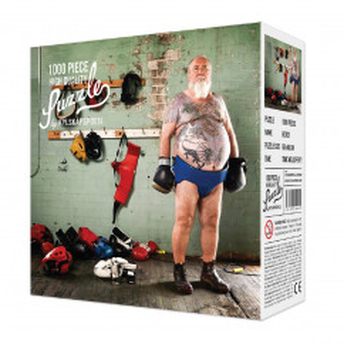 Puzzle Boxer 1000