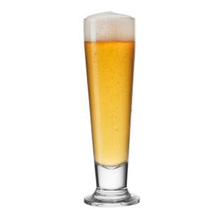 Pilsglas / Pilsstange TAVERNA 0,33 L von Leonardo Design. Schlankes Pilsglas im modernen Design.