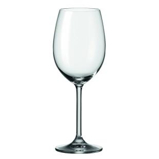 Rotweinglas DAILY von LEONARDO. Klassisches Rotweinglas 460 ml. Robust, spülmaschinenfest, hohe Brillianz ... Weingläser DAILY.