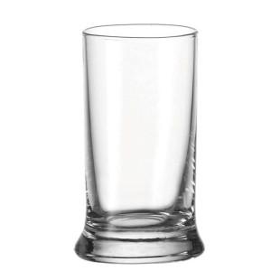 Schnapsglas, Likörglas 60 ml von Leonardo Design. Modernes Barglas mit 6 cl. Standsicheres Staperl Glas.