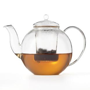 ARMONIA Teekanne 1,2 Liter aus Glas von Leonardo Design