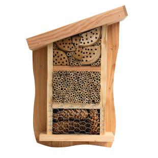 Insektenhotel Holz 50 cm
