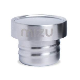 Ersatzdeckel mit Schraubgewinde aus Edelstahl. Schraubdeckel für die MIZU Trinkflaschen / Thermosflaschen V-Serie.