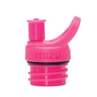 Sport Cap in pink von MIZU - Trinkflaschen Verschluss Push and Pull