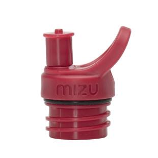Sport Cap in rot von MIZU - Trinkflaschen Verschluss Push and Pull