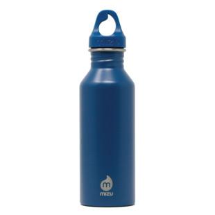 Trinkflasche Enduro dunkelblau von MIZU Design