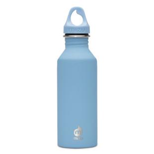 Edelstahl Trinkflasche M5 Enduro in hellblau von MIZU Design - 500 ml.