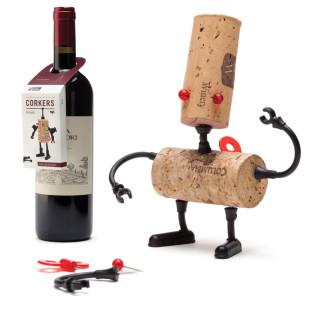 Korken-Roboter Corkers Robots, Luke