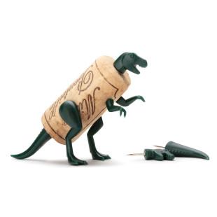 Corkers Flugsaurier TYSON - Monkey Business. Pins, um einen Korken in einen T-REX Dinosaurier zu verwandeln!