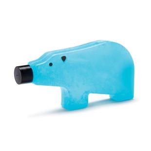Kühlakku Eisbär Kind - kleiner Kühlpad von Monkey Business. Kühlhelfer für Schule, Kindergarten, Einkauf ...