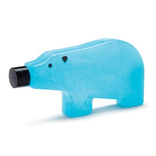 Kühlakku Eisbär Mama - kleiner Kühlpad von Monkey Business. Netter Kühlhelfer für Schule, Kindergarten, Einkauf ...