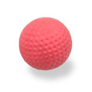 Minigolfball pink von MyMinigolf. Golfball aus Hartgummi für Minigolf.
