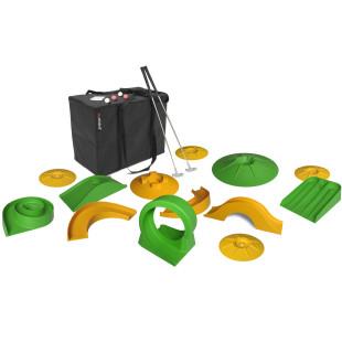 Minigolfspiel Set Pro, 21-teilig