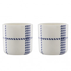 Eierbecher 2er-Set Mormor Blue