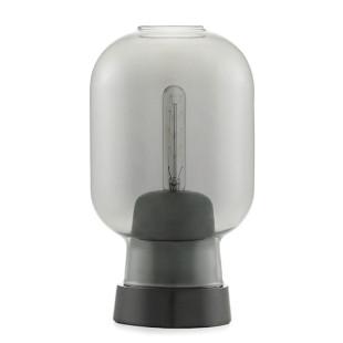 Tischlampe Amp Lamp smoke/schwarz