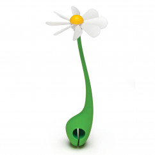 Topfwächter Blume / Topfdeckelhalter FLOWER POWER