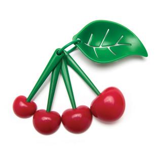 Mon Cherry Messlöffel Set + Eigelbtrenner