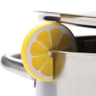 Topfwächter / Topfdeckelhalter Zitrone Slice
