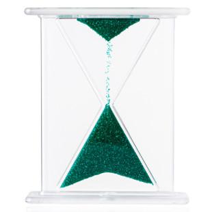 Sanduhr Techno, grün
