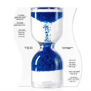 Sanduhr / Teeuhr - Tea Timer, blau
