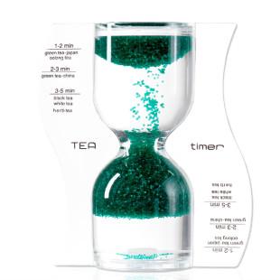 Sanduhr / Teeuhr - Tea Timer, grün