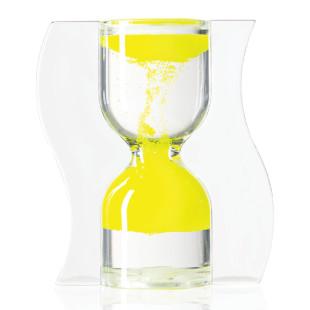 Sanduhr / Timer Tango, gelb