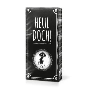 Die lustigen Taschentücher HEUL DOCH! von Pechkeks. Für alle mit leichten Schnupfen, bei Wehleidigkeit und Phantomschmerzen.