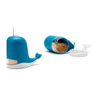 Wal Zahnstocherspender / Zahnstocherbehälter JONAH von Peleg Design.