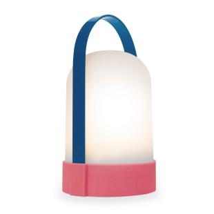URI Leuchte Bernadette von Remember Design. Akku Lampe für Indoor und Outdoor. LED Leuchte mit Bügel. Bunte Design Gartenlampe, Tischlampe, Hängelampe ...