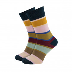 Coole Männer Ringelsocken Gr. 41-36 von Remember Design. Fashionsocken #35, Design Socken, Männersocken.