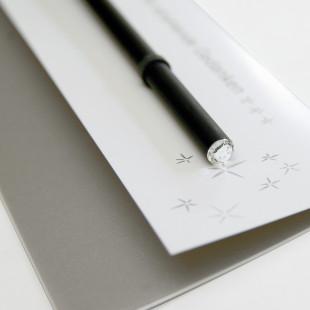 Stift für strahlende Gedanken