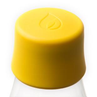 Retap Deckel gelb - passend für alle Design-Trinkflaschen von Retap.