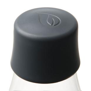 Retap Deckel grau - passend für alle Design-Trinkflaschen von Retap.