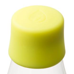Retap Deckel lemon - passend für alle Design-Trinkflaschen von Retap.