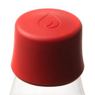 Retap Deckel rot - passend für alle Design-Trinkflaschen von Retap.