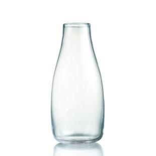 Retap Trinkflasche aus Glas 0,3 L ohne Deckel.