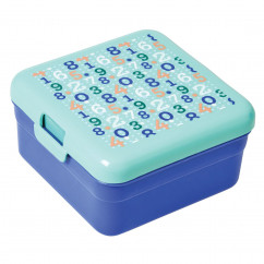 Lunchbox für Kinder, Numbers