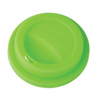 Silikon Deckel für Melaminbecher, grün