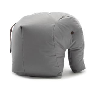 Sitzsack Happy Zoo - Elefant grau - Spieltier - Sitztier - Sitting Bull - Sitzhocker