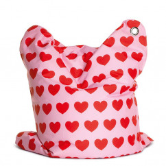 Sitzsack Fashion Bull Mini Heartbeat
