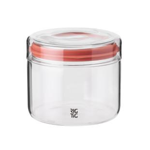 Vorratsglas mit Deckel 0,5 l von Rig-Tig by Selton. STORE-IT Vorratsdose aus Glas 500 ml für Kaffee, Tee, uvm.