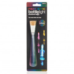 Flaschenlicht USB - Bottlelight Fibre Optic multicolor - bunt - SUCK UK.