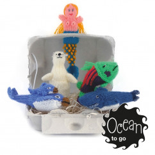 Ocean to go, Fingerpüppchen