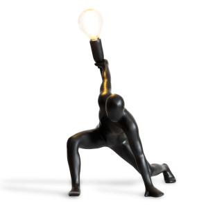Designleuchte Tänzer -  Tischlampe DANCER Lamp by Werkwaardig Design.