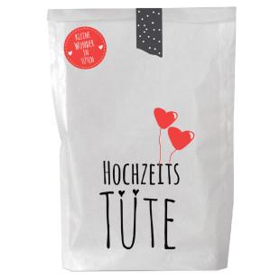 Hochzeitstüte - Wundertüte Hochzeit - wunderle.