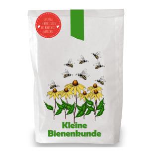 Wundertüte - KLEINE BIENENKUNDE - von Wunderle. Geschenktüte für Bienen.
