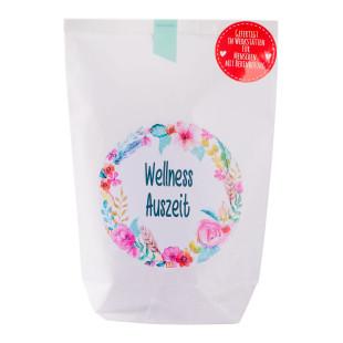 Wellness Wundertüte. Geschenktüte von Wunderle für eine kleine Auszeit!
