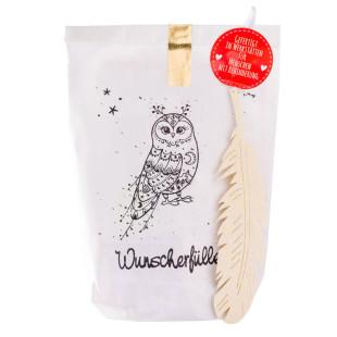Wunscherfüller: die Wundertüte mit netten Kleinigkeiten zum Wünsche erfüllen! Geschenktüte von Wunderle.