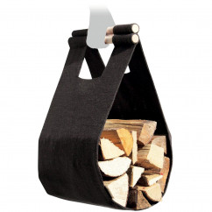 Brennholztrage Feuer-Zauber